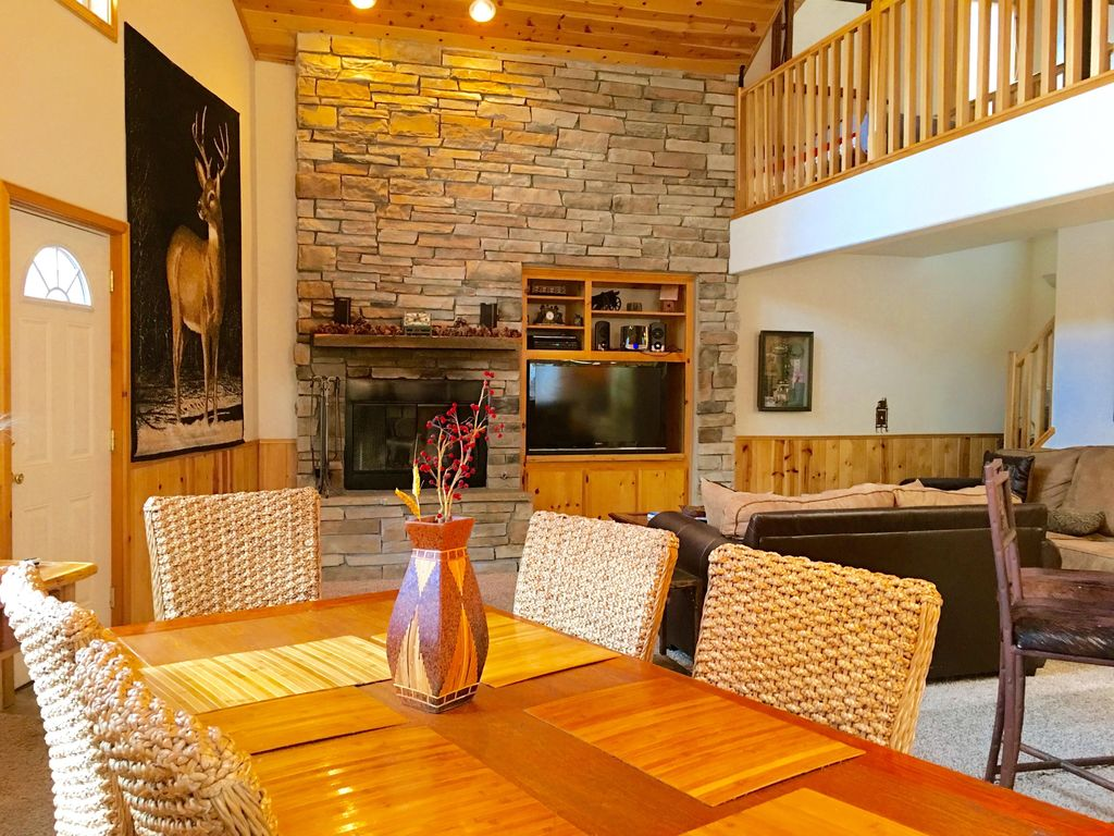 lakewood fireplace studio snow summit cabins cabin