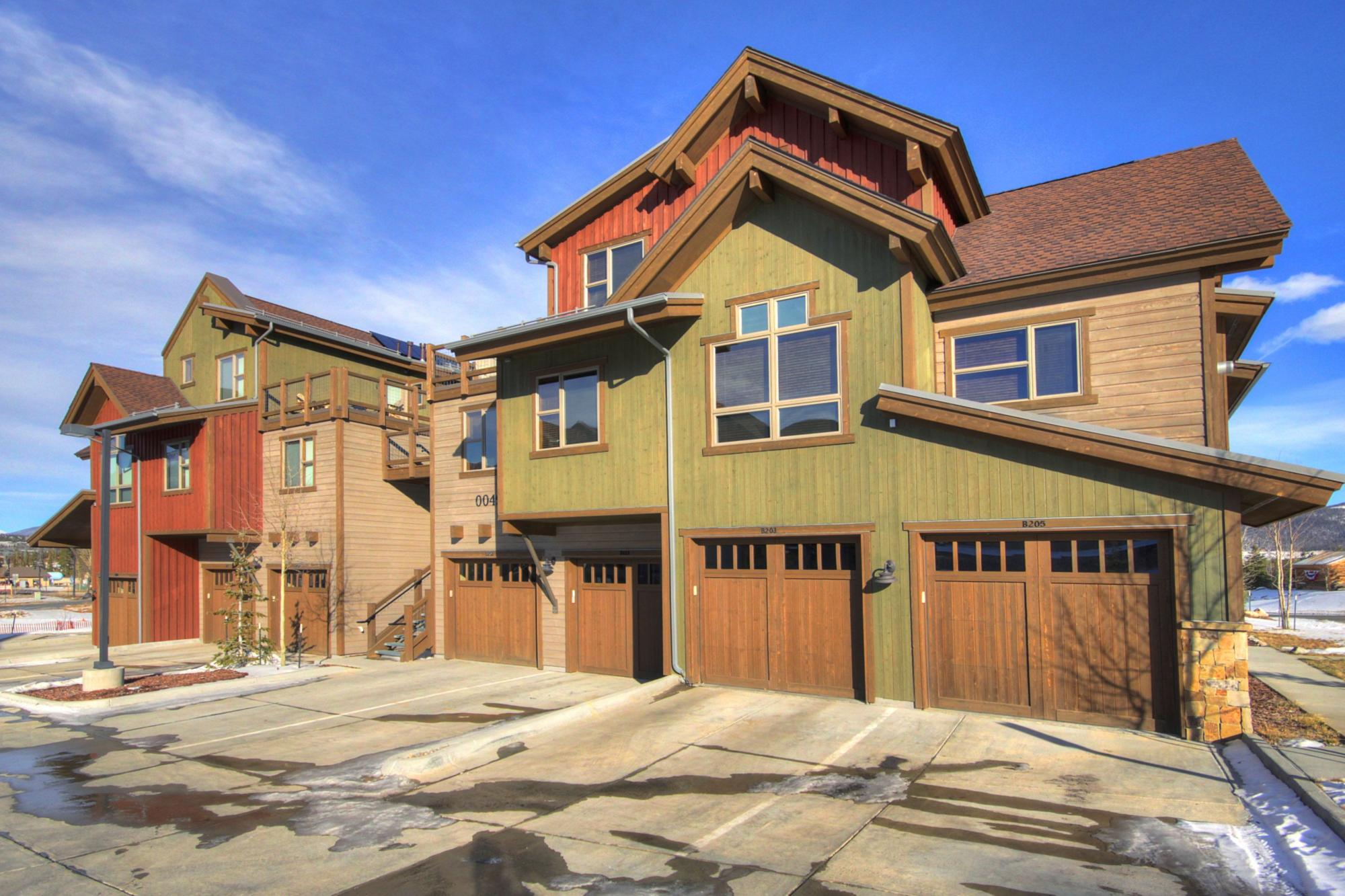 B202 watertower place ra131130 redawning for Frisco colorado cabin rentals