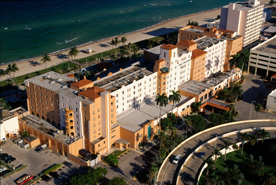 Historic Hollywood Beach Hotel The Best Beaches In World