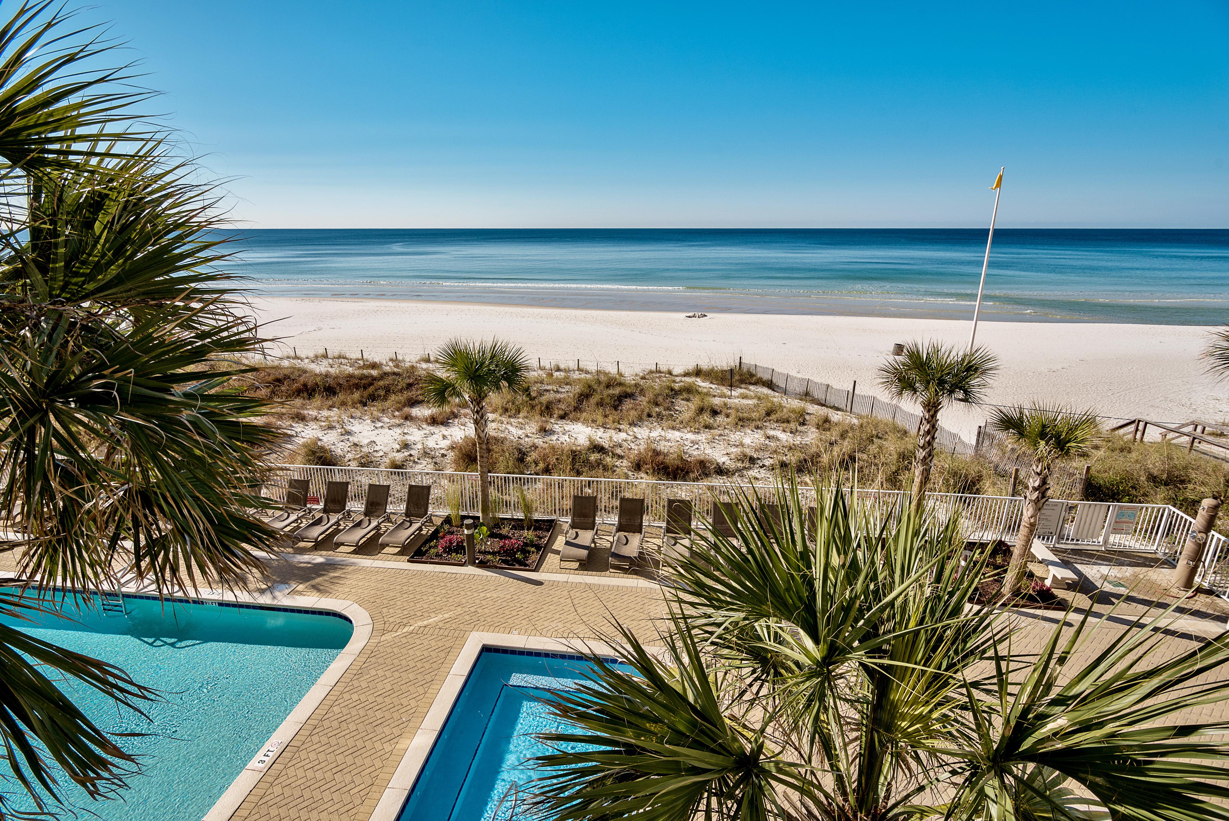 Ocean Villa Panama City Beach Condo For  Guests