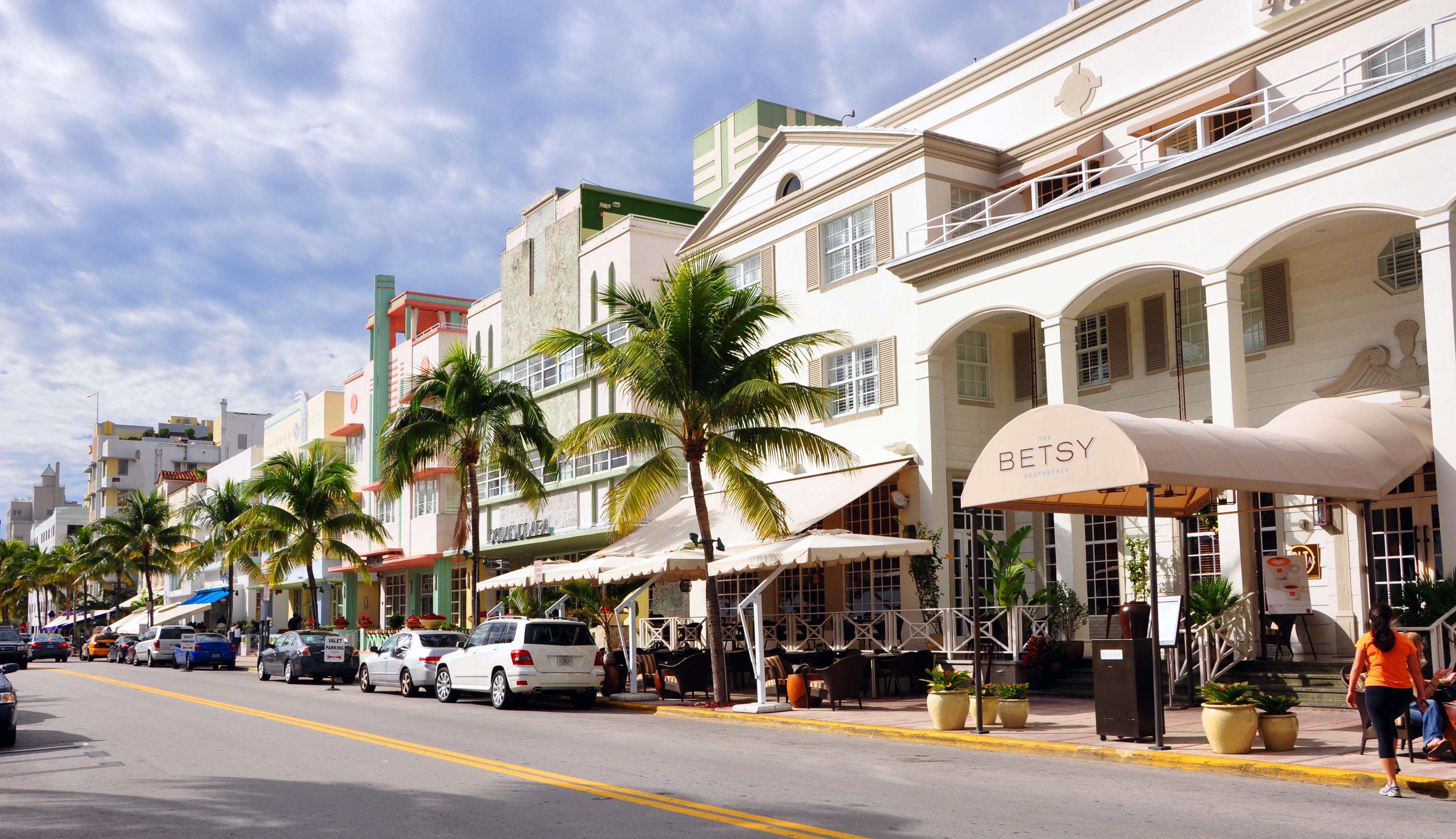Location Studio Miami Beach Ocean Drive