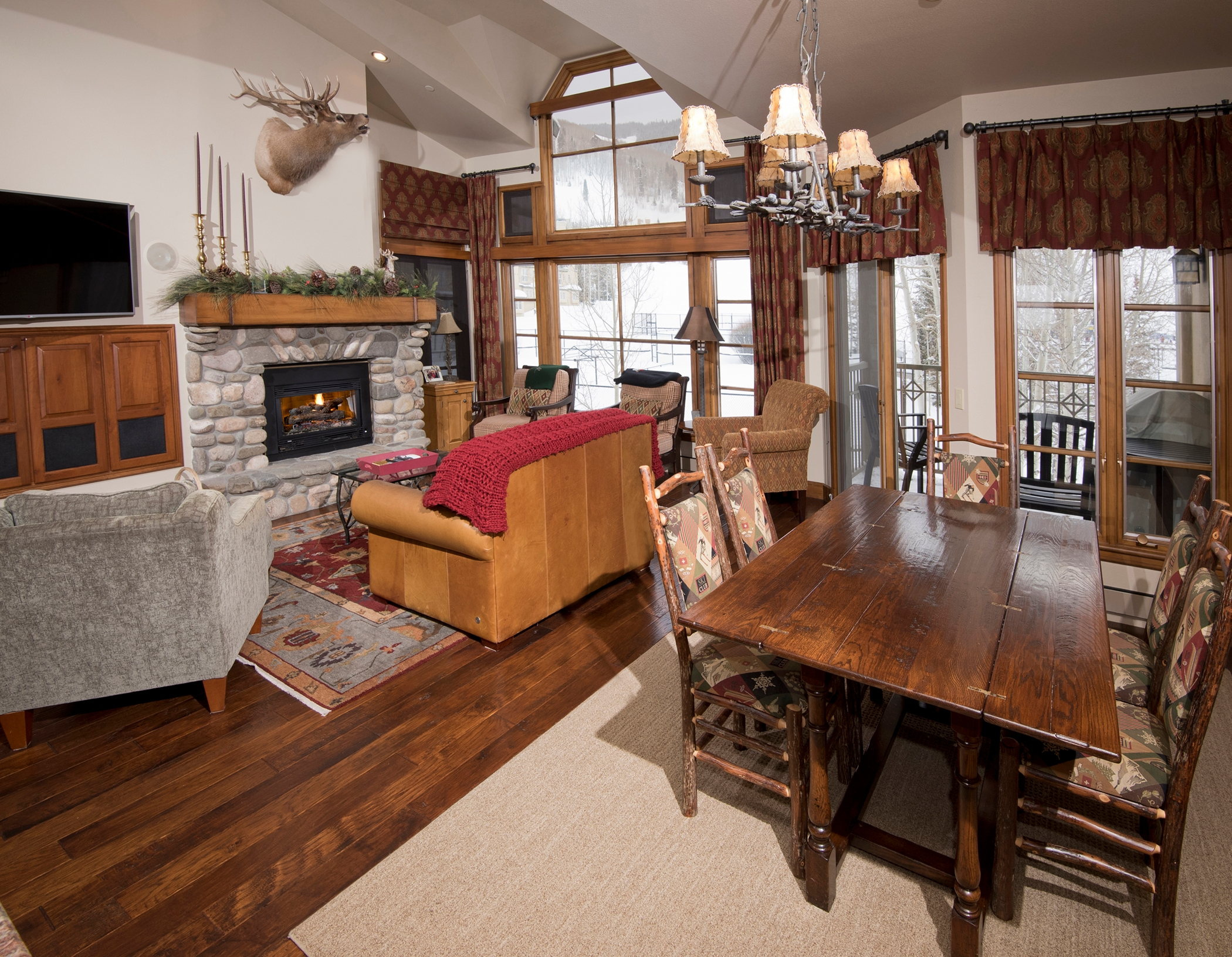 Private Townhome Steps From Lifts And Beaver Creek Village Vacation Rental  In Beaver Creek   RedAwning