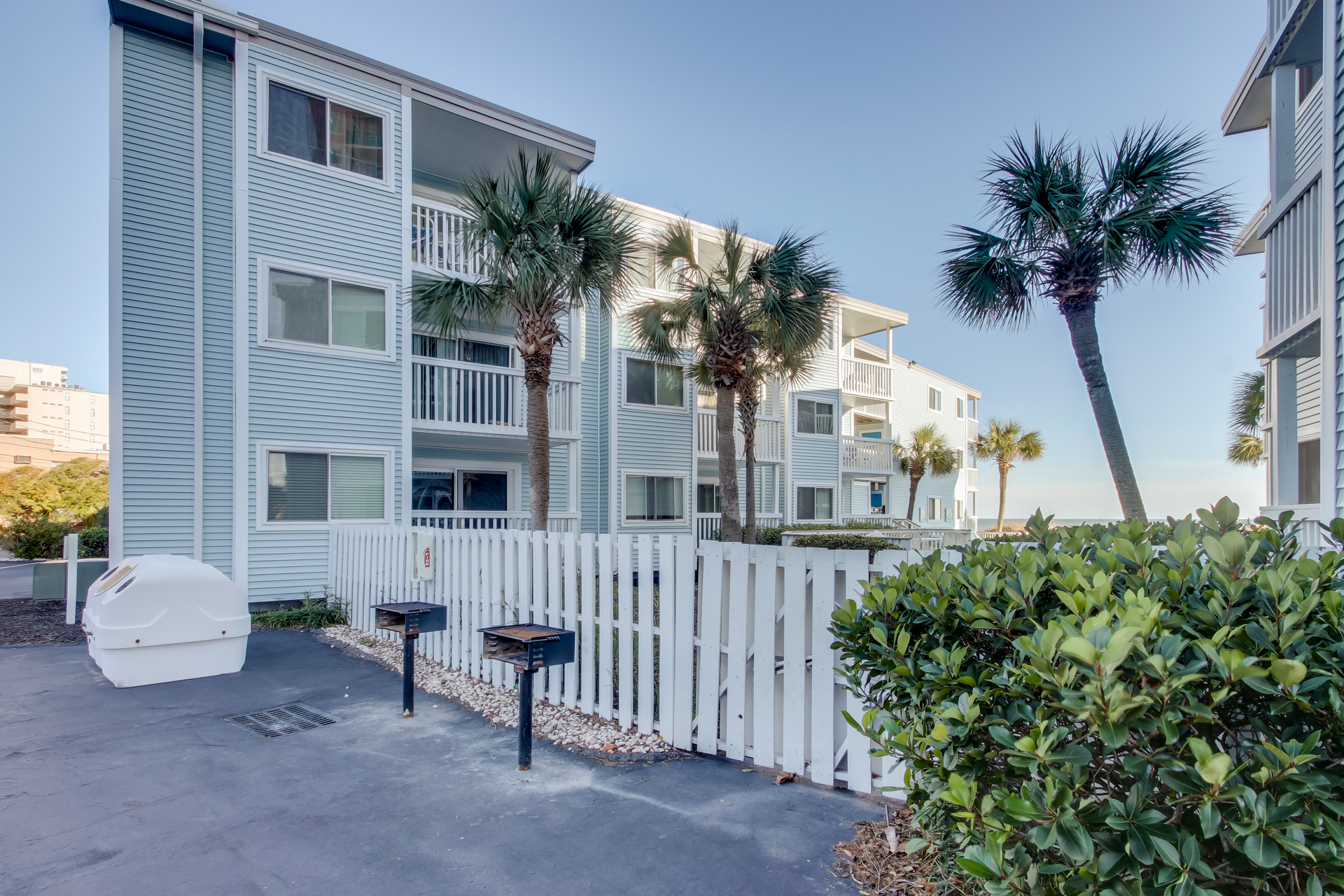 Myrtle Beach Condo Property Taxes