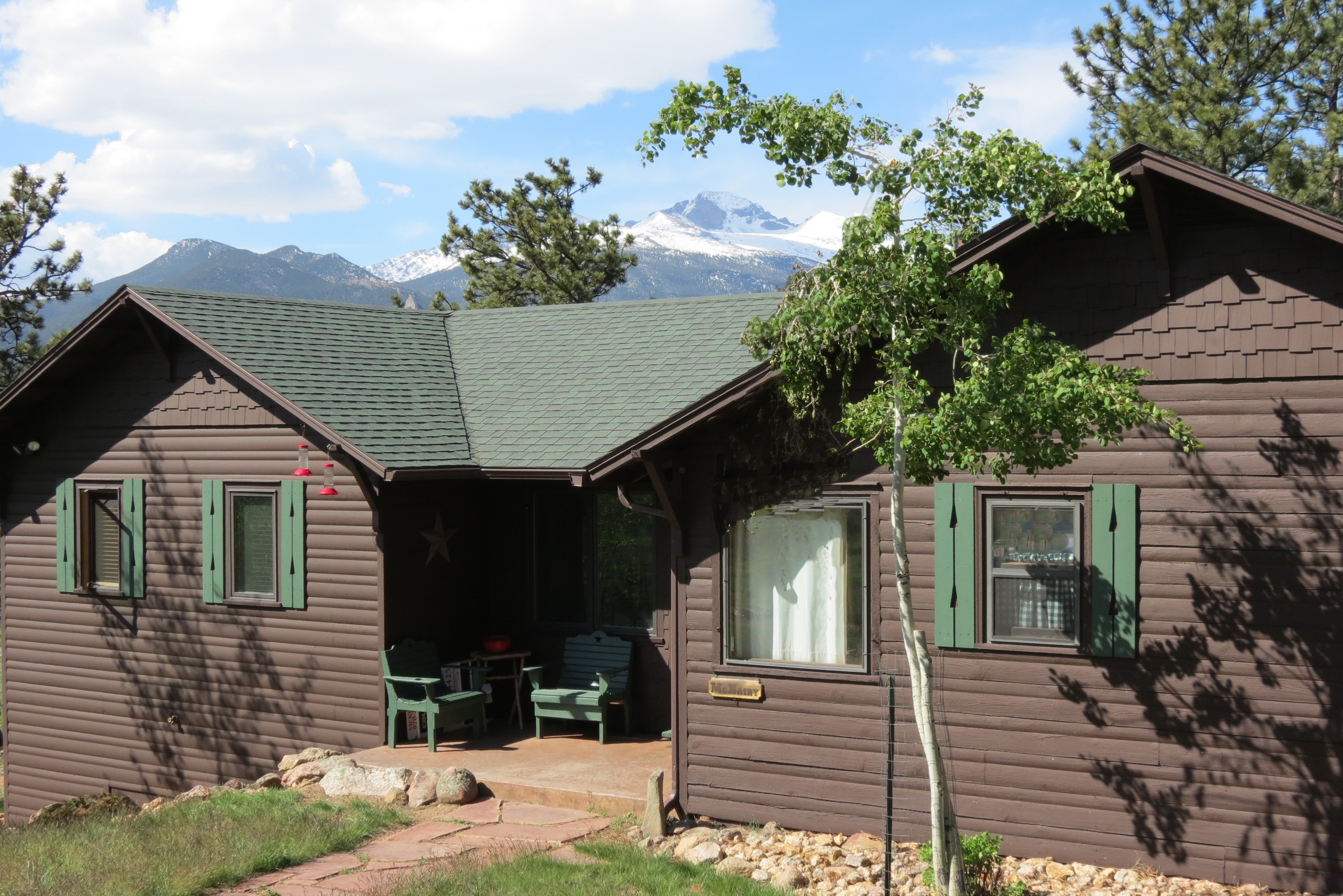 encantado cabins springs pin resort colorado cabin dripping estes park the