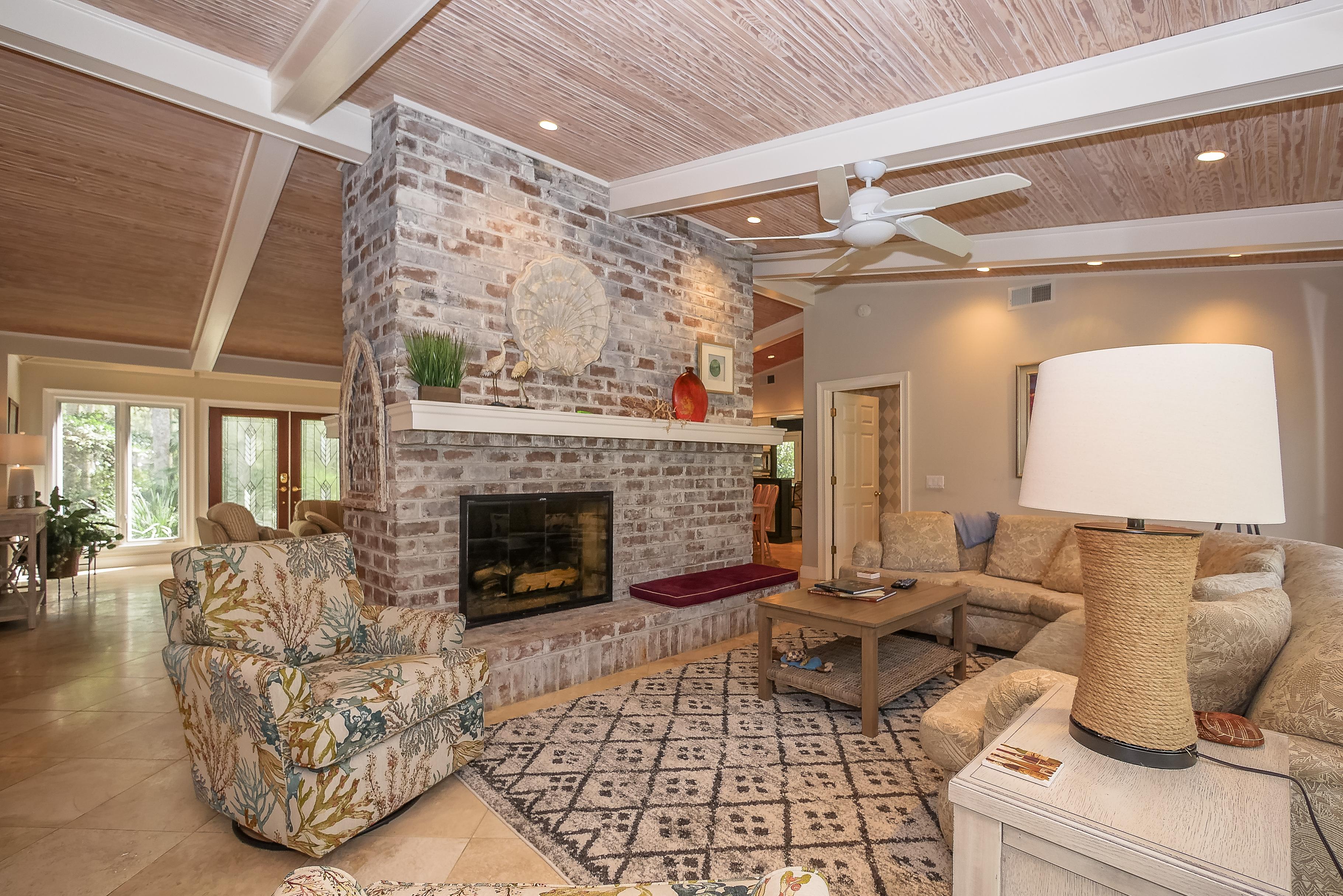 10 Woodbine Sea Pines Resort Home Vacation Rental In Hilton Head Island    RedAwning