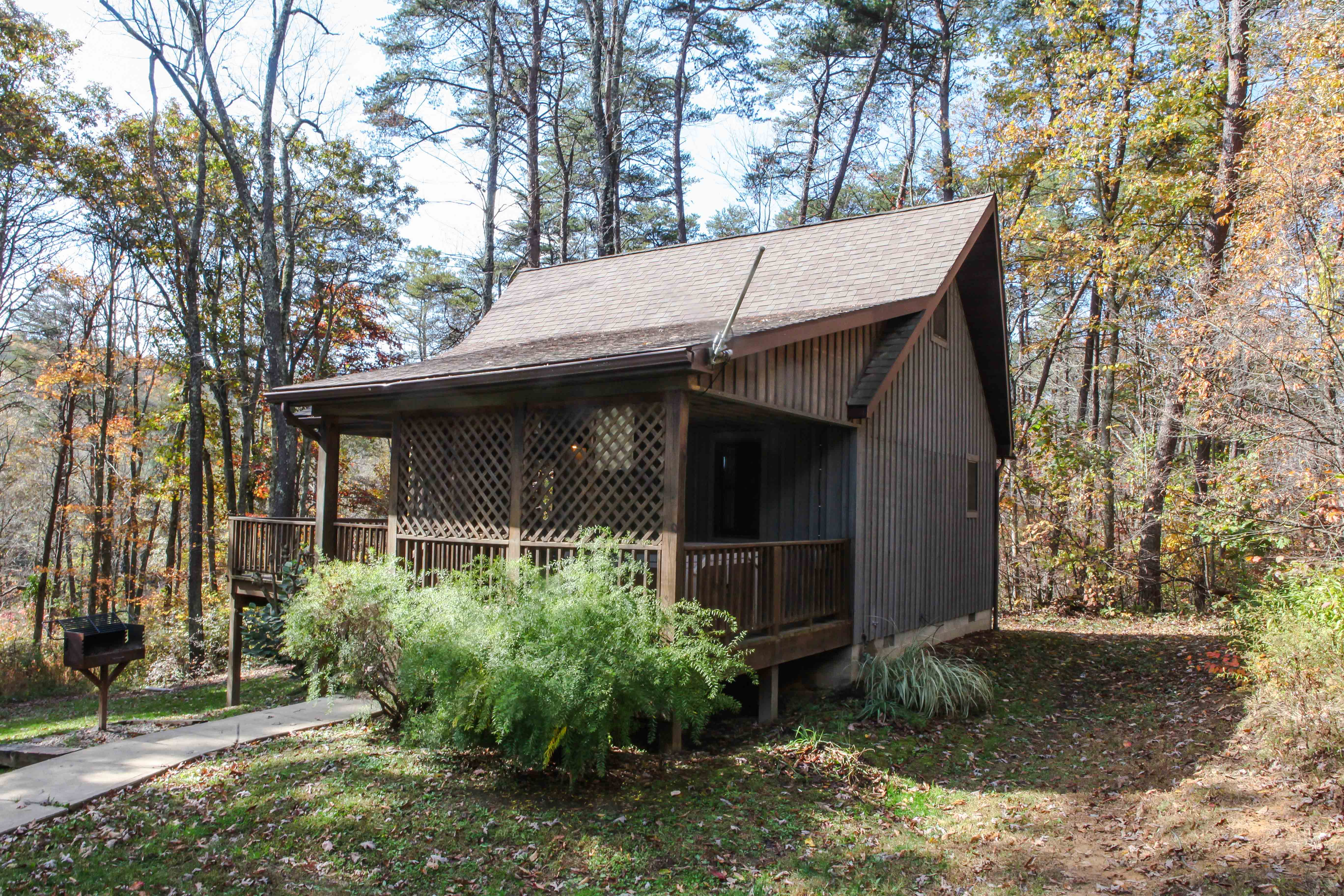 cabins laurelwood ohio redawning property rental vacation hocking logan in hills