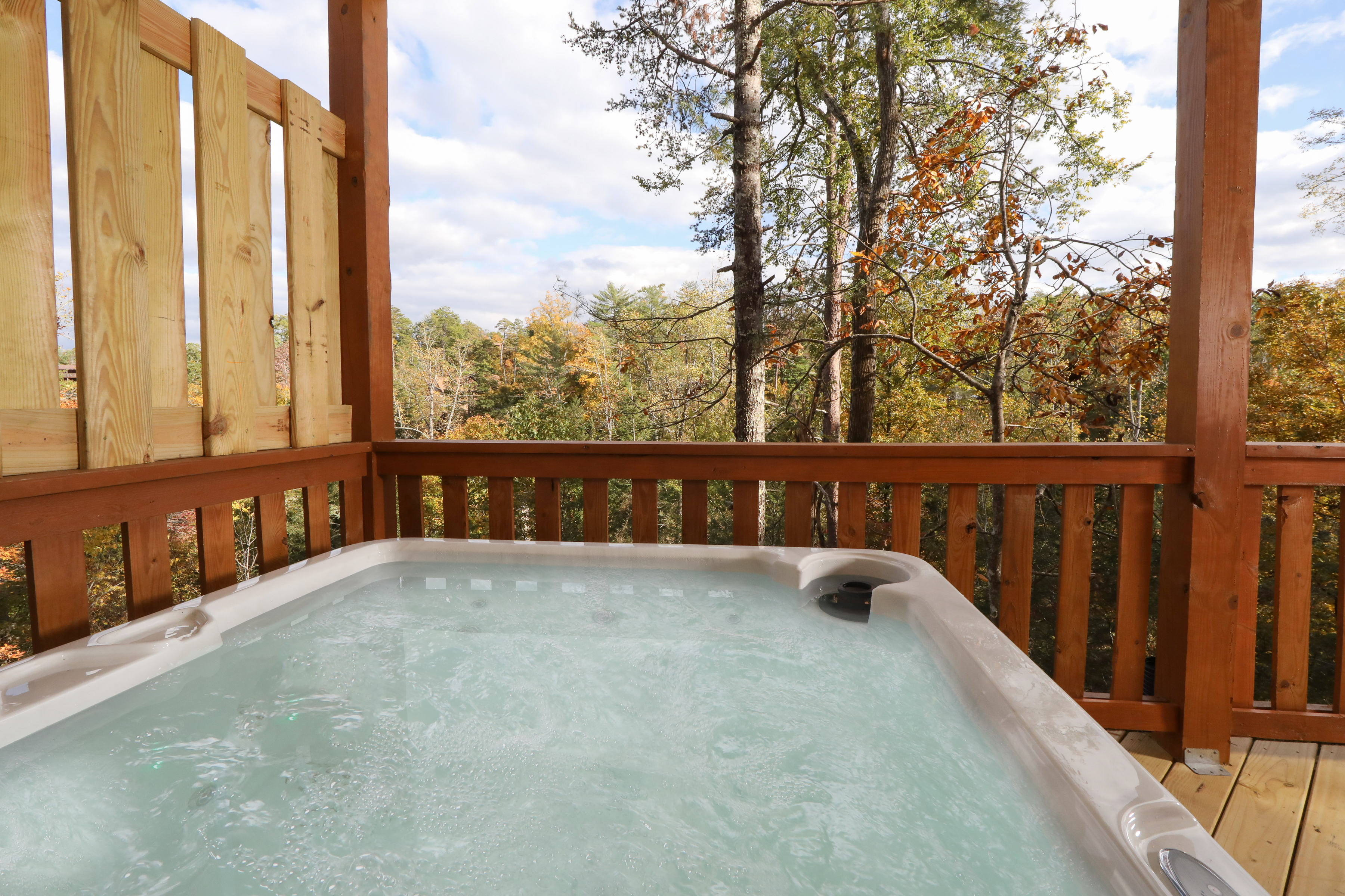 pigeon table living one chalet secret over wear cabin a area bedroom looks valley cabins rental with s in the our room pools rendezvous that indoor forge pool