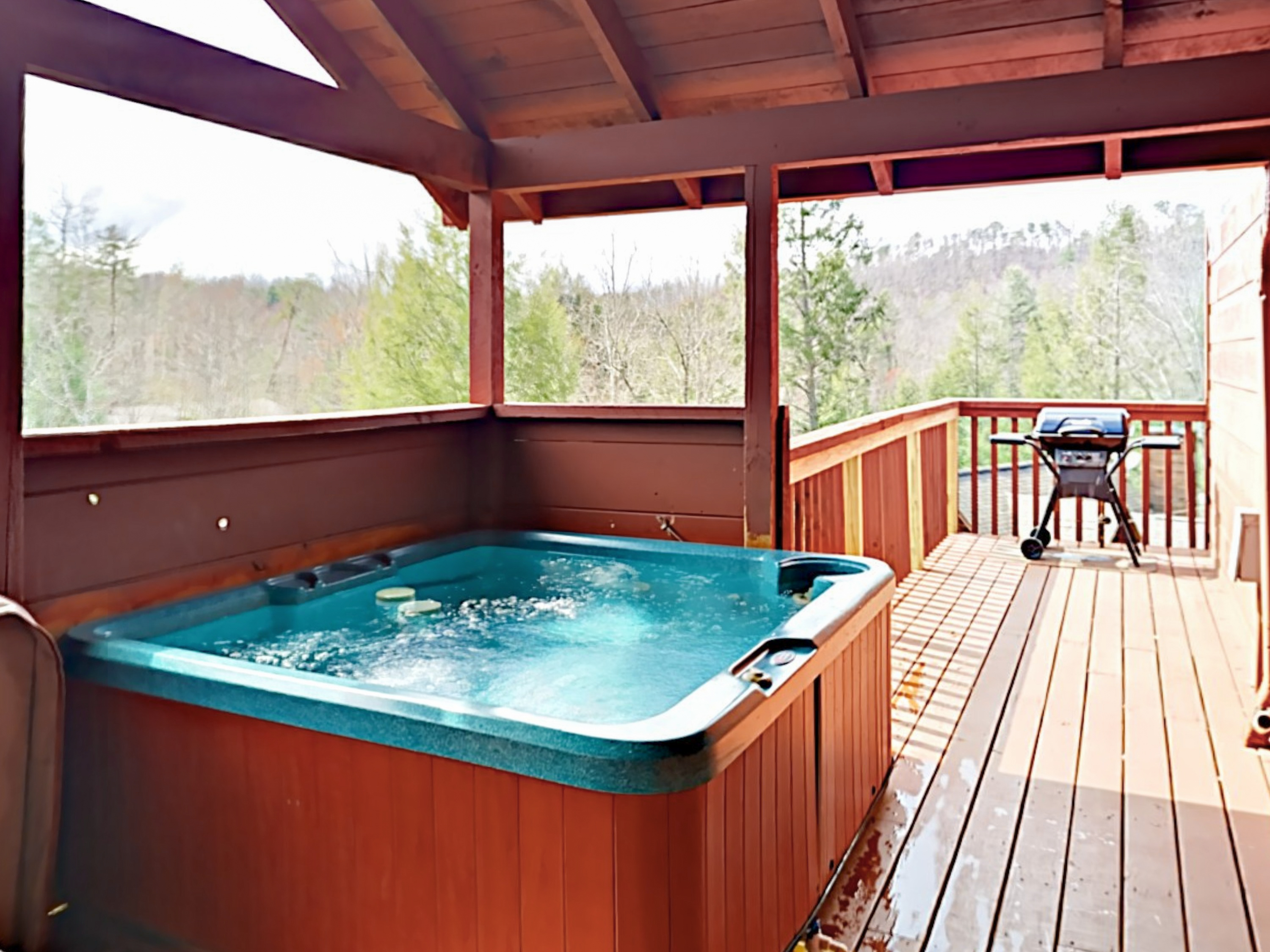 in cabin gatlinburg cabins table private with indoor rentals pool swimming pools outdoor