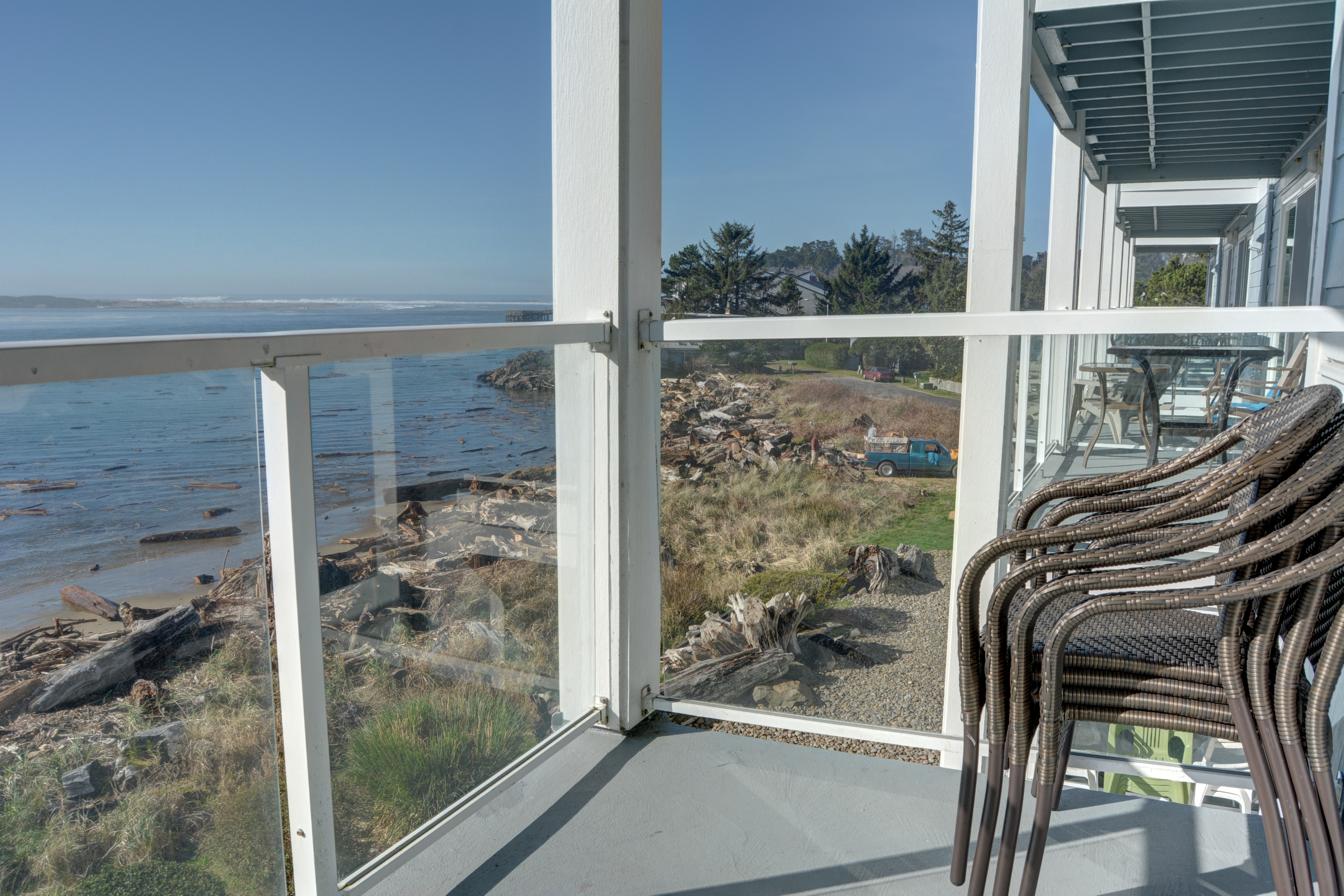views in winds great pacific rentals the oregon beach of beaches lincoln city pin