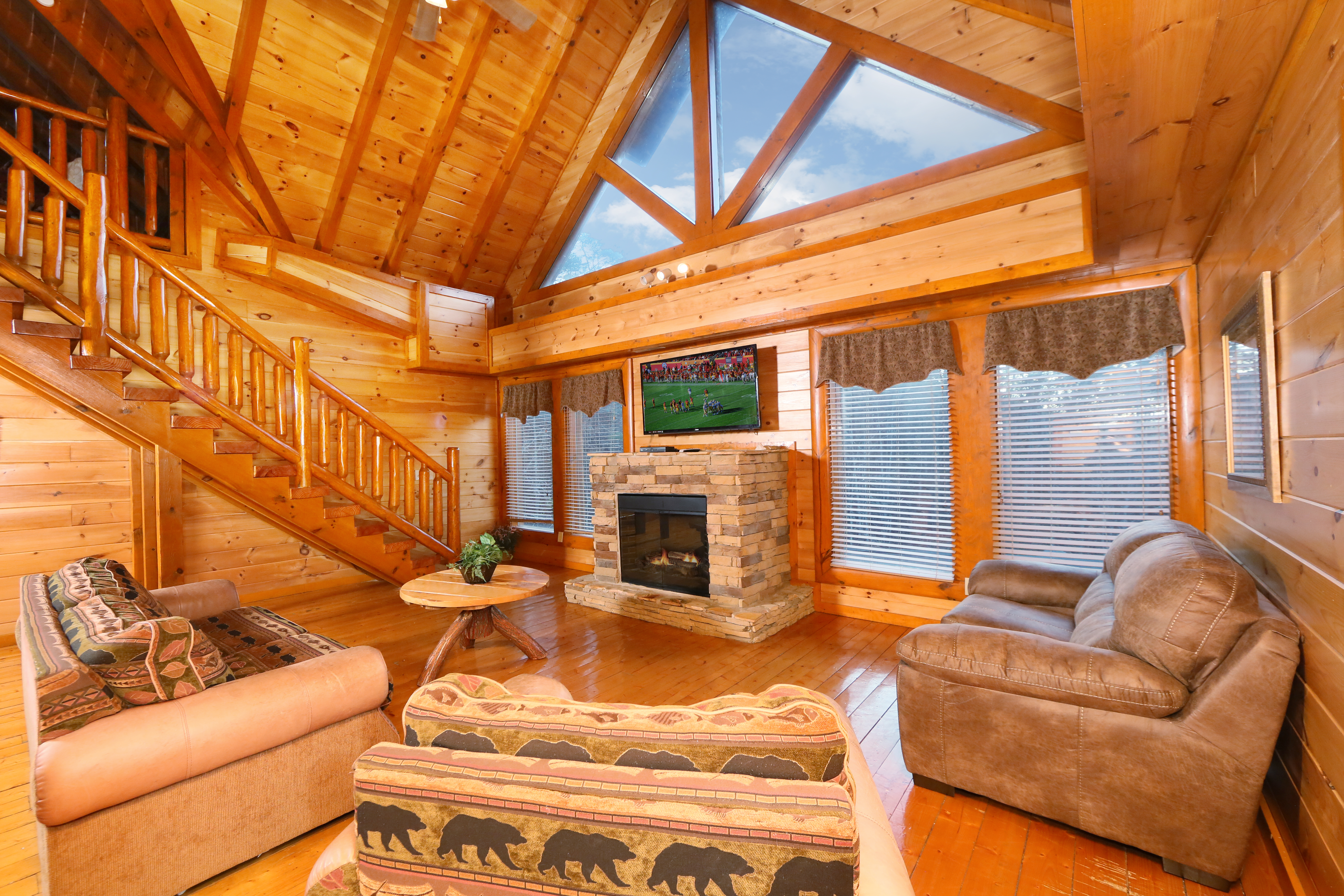 like mountains mountain featured perched pin we scenic to the smoky cabin be cabins is atop where