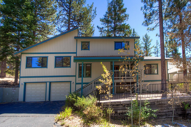 Adorable 3 br cabin located in montgomery estates for Tahoe city cabin rentals