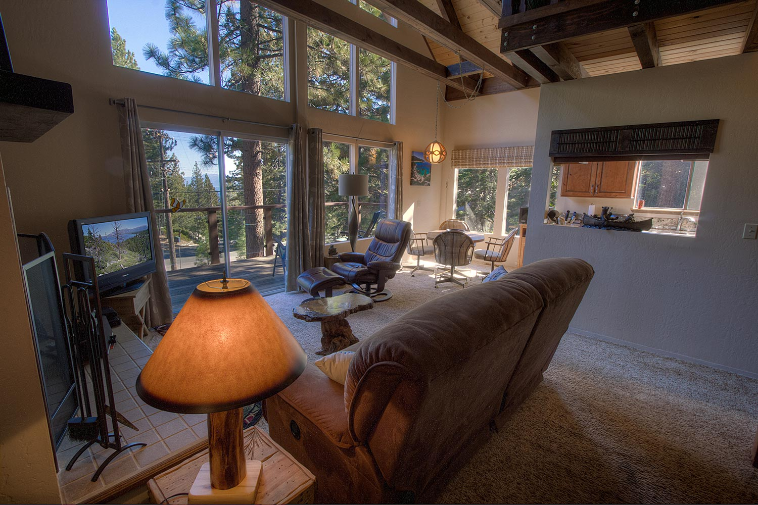 Attrayant Pet Friendly Cute Cabin Located In Meeks Bay With A Partial Lakeview  Vacation Rental In Tahoma