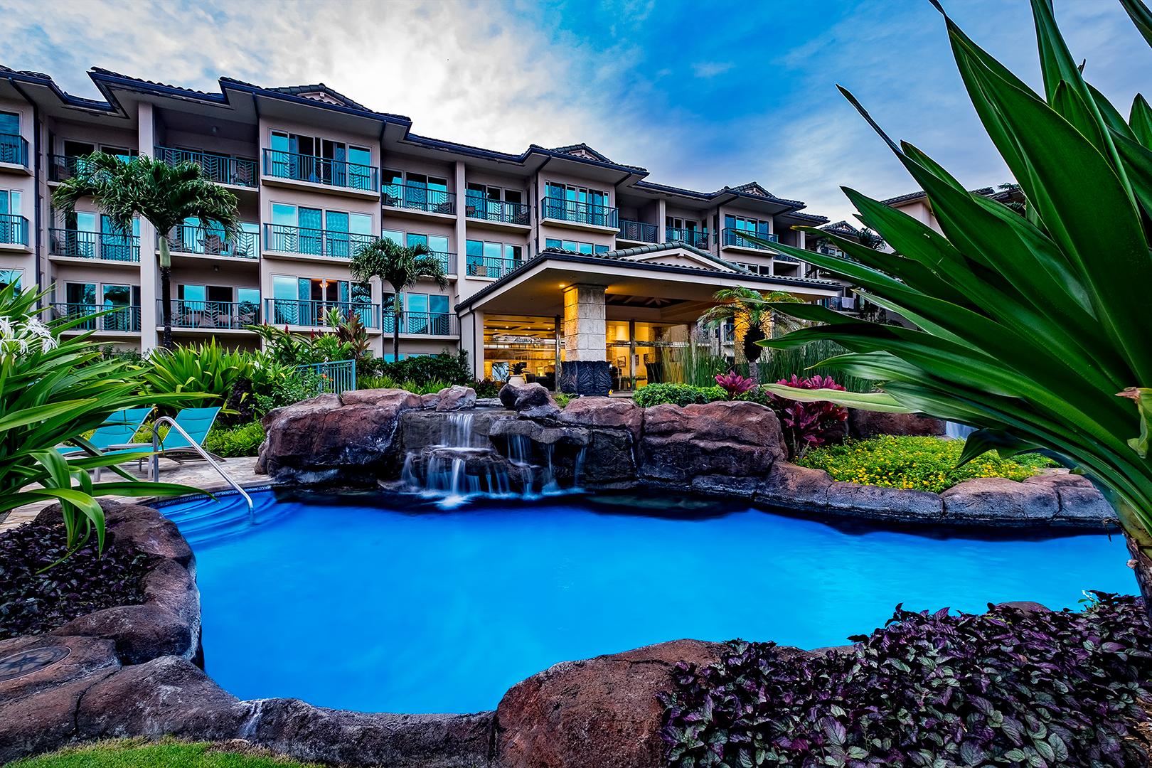 Waipouli Beach Resort Rentals Kapaa
