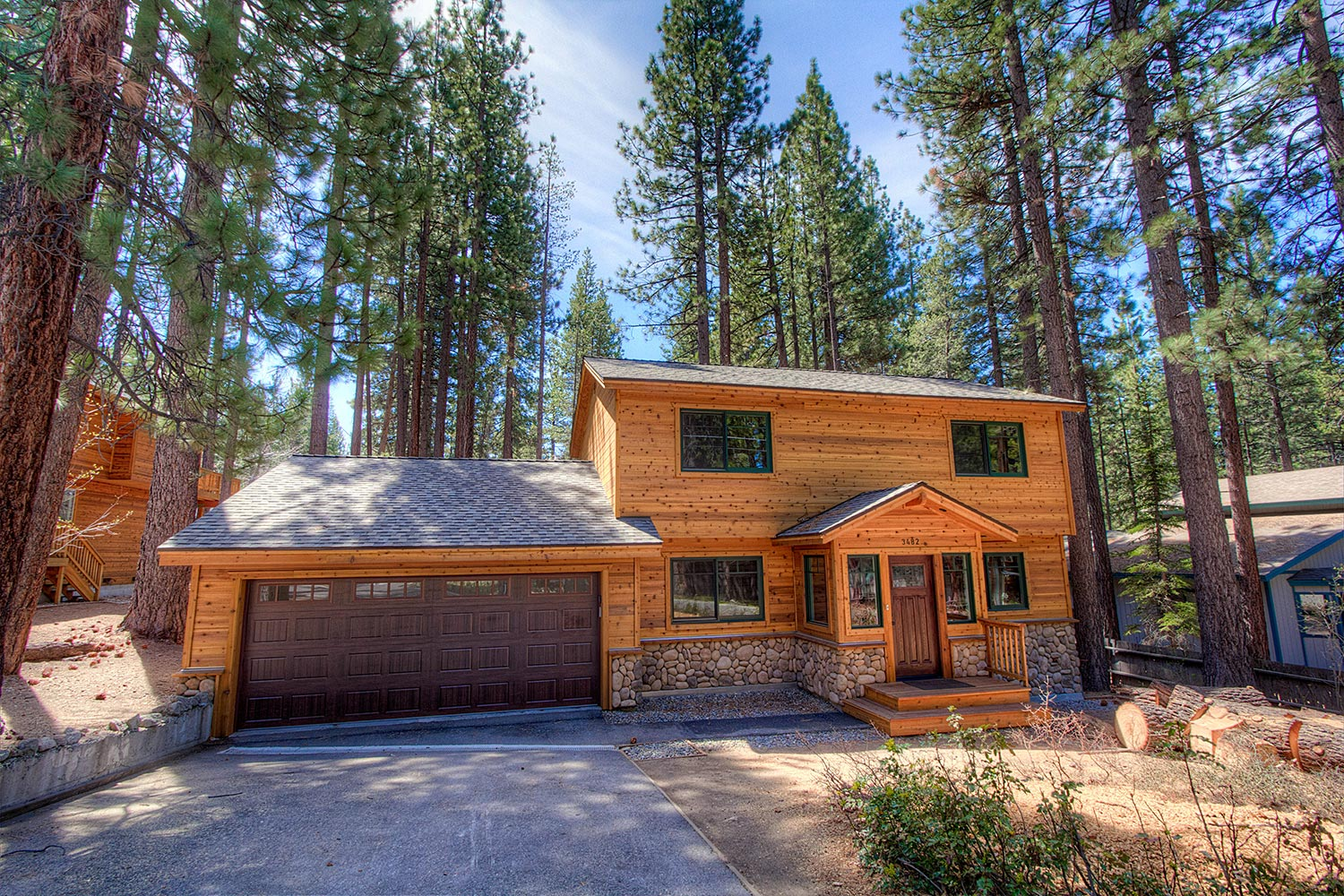 house smallhousebliss in cabins cheap gallery log tahoe small via cabin lake bliss
