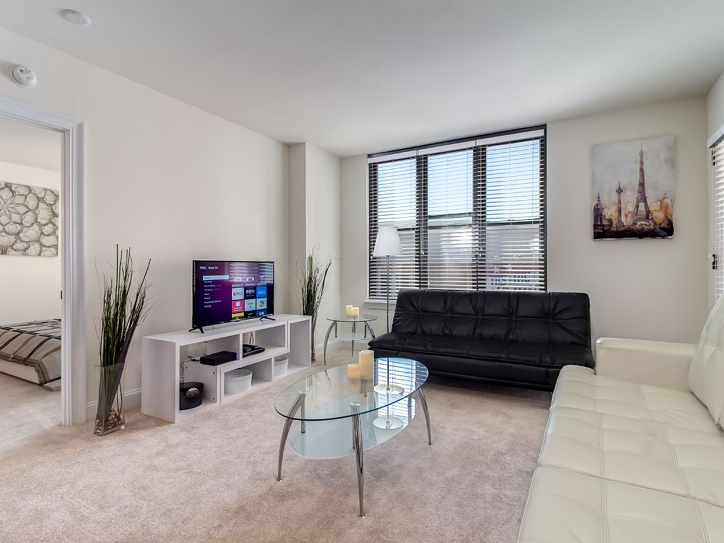 Luxurious 2 Bedroom Apartments In Center Of Washington