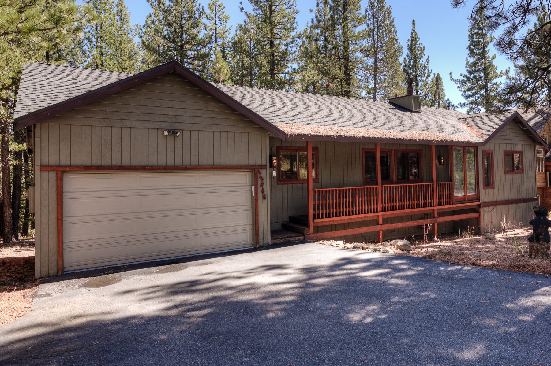 The Pine House In Truckee Vacation Rental In Truckee   RedAwning
