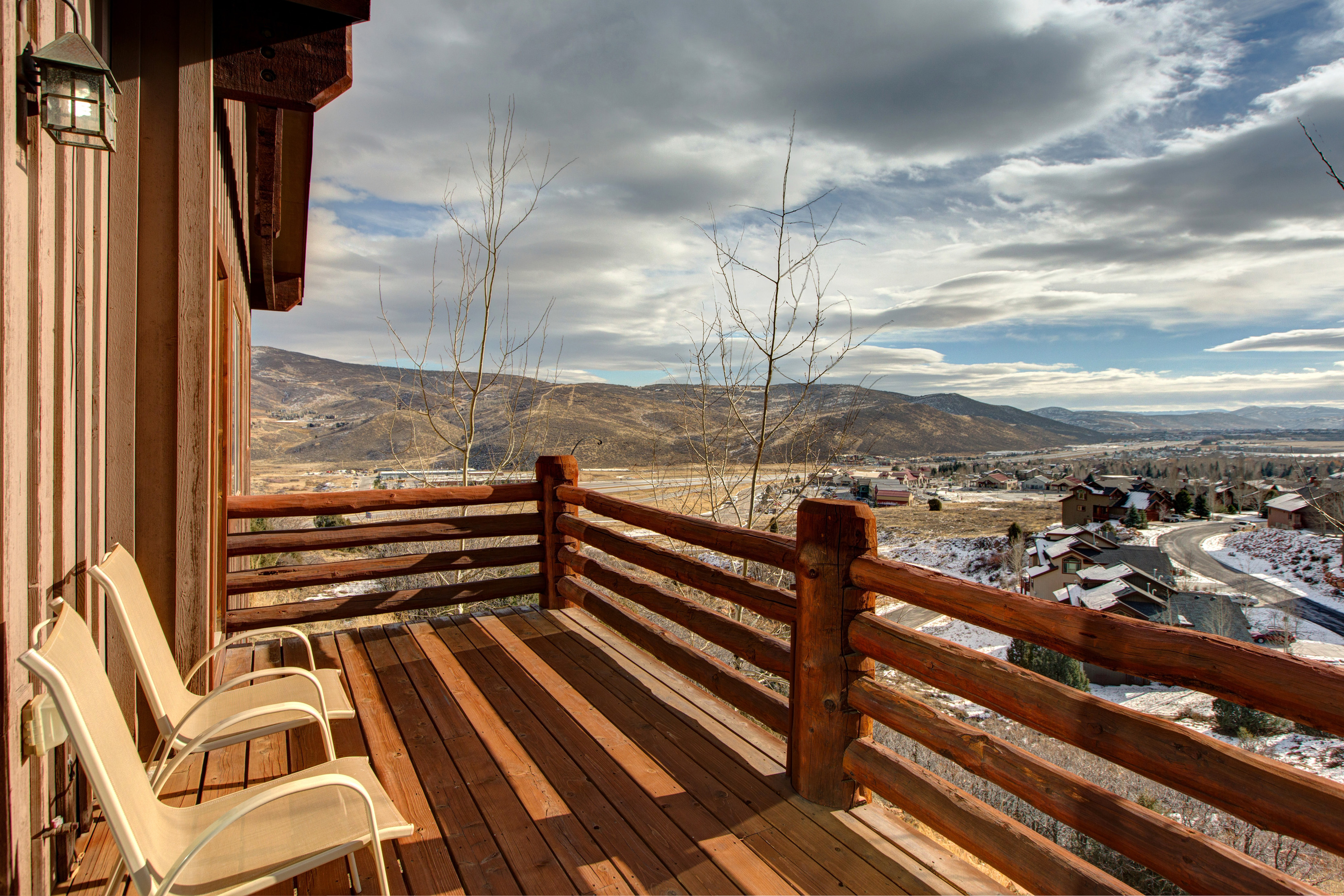 Log Cabin In Park City Vacation Rental In Park City   RedAwning