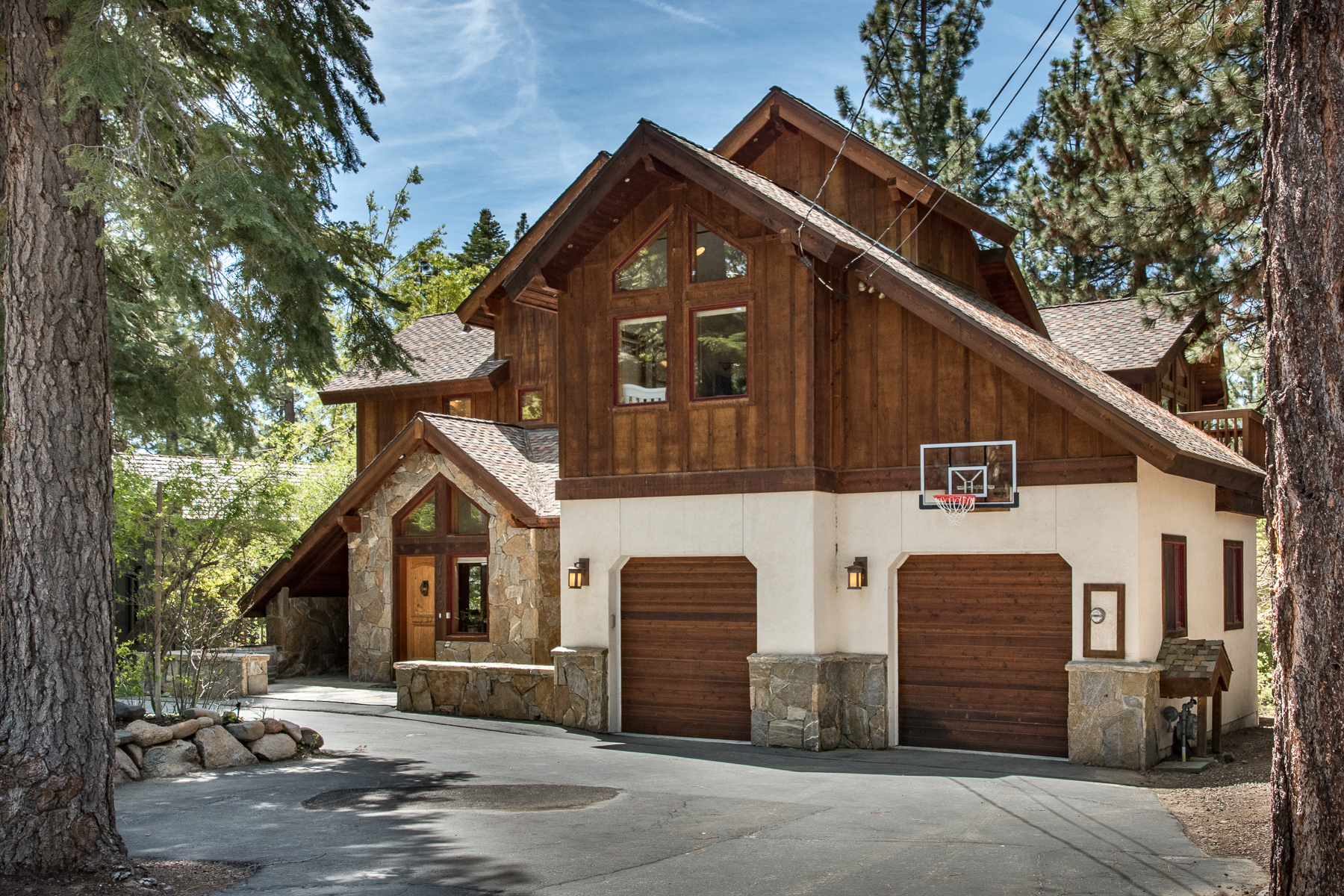 for lake in north cabins tahoe rental income estimates cabin vacation