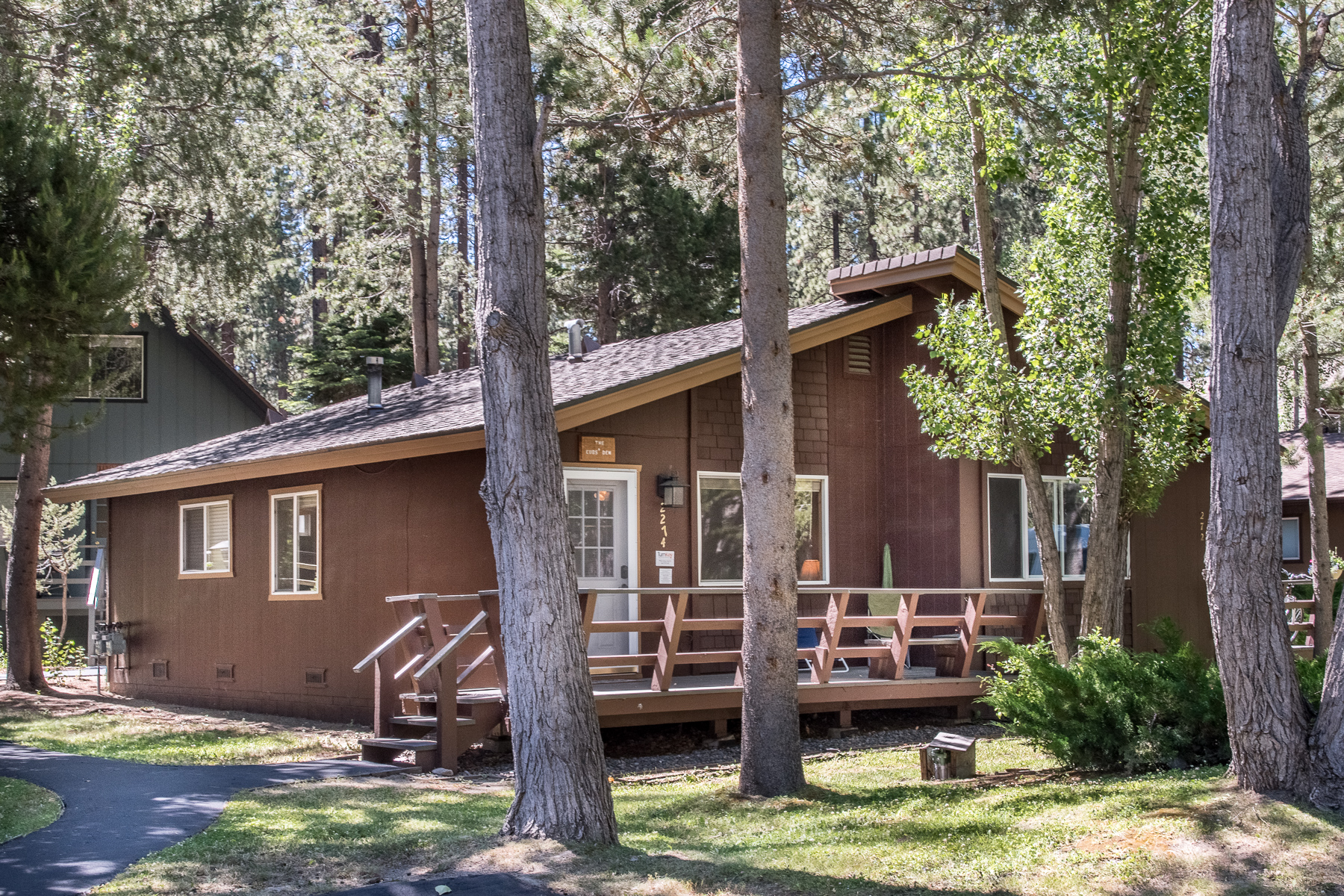 Cozy 1bd south lake tahoe ra89573 redawning Rent a cabin in lake tahoe ca