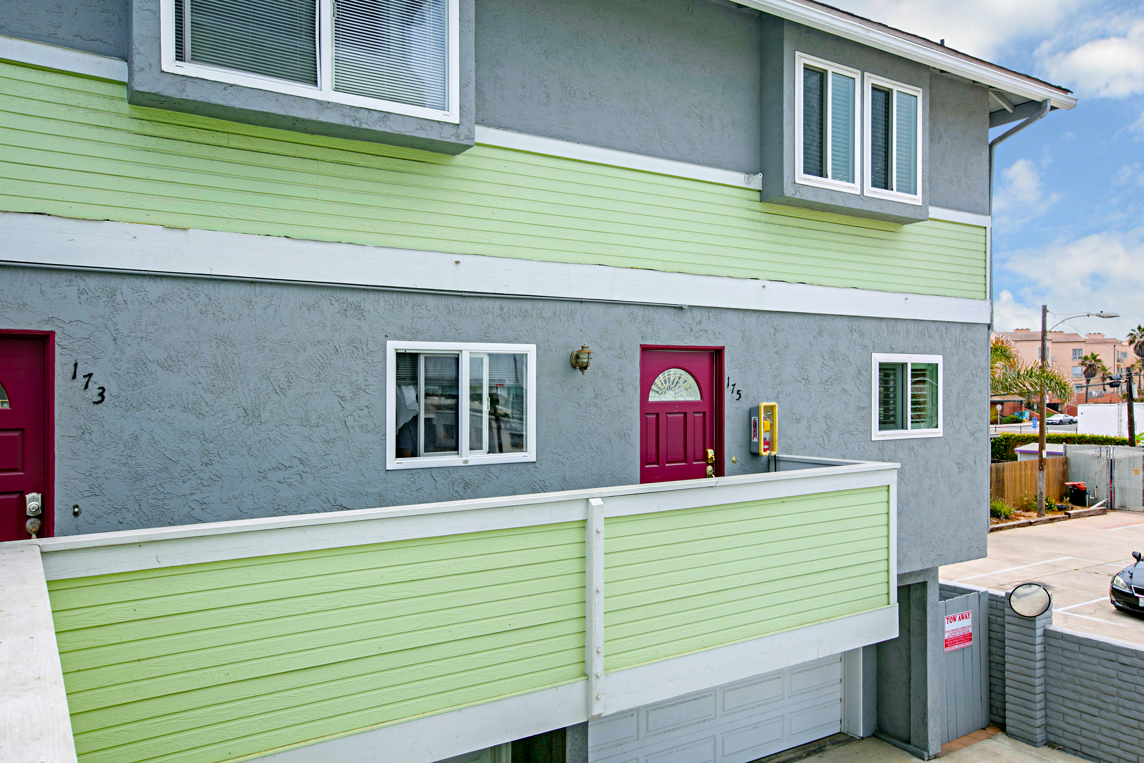 Half a block from the Beach ~ RA89652   RedAwning
