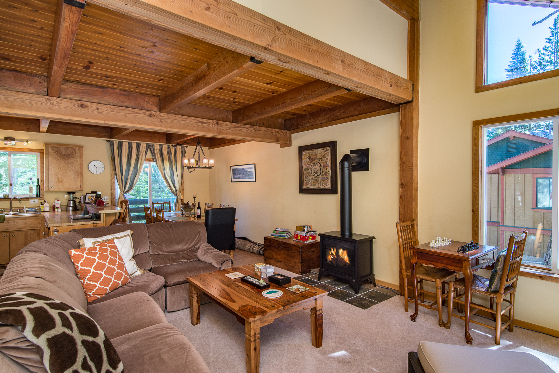 rd redawning cottage in vacation truckee hotel home cottages wolfgang rental property