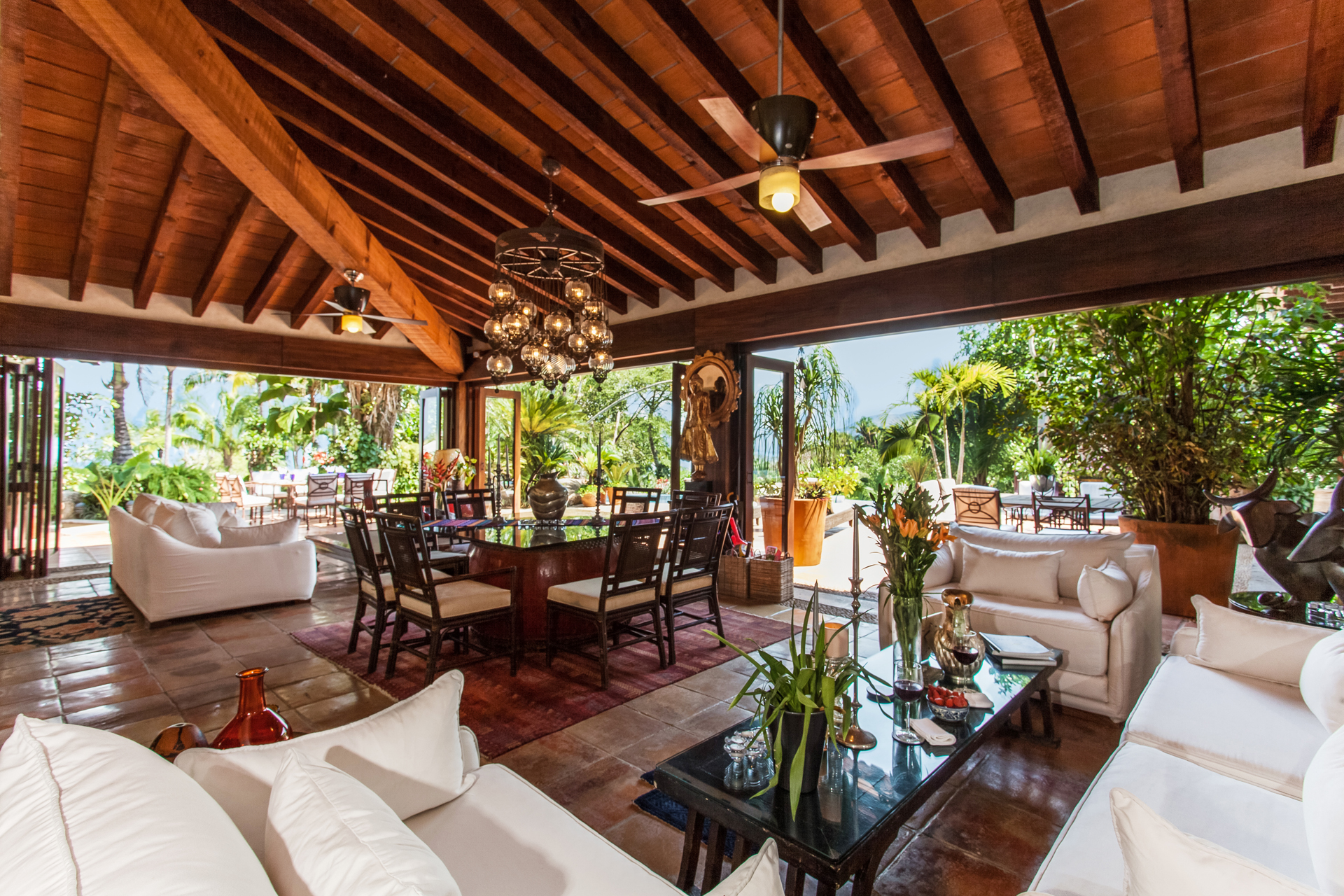 Tropical Garden Retreat with Pool ~ RA89765 | RedAwning