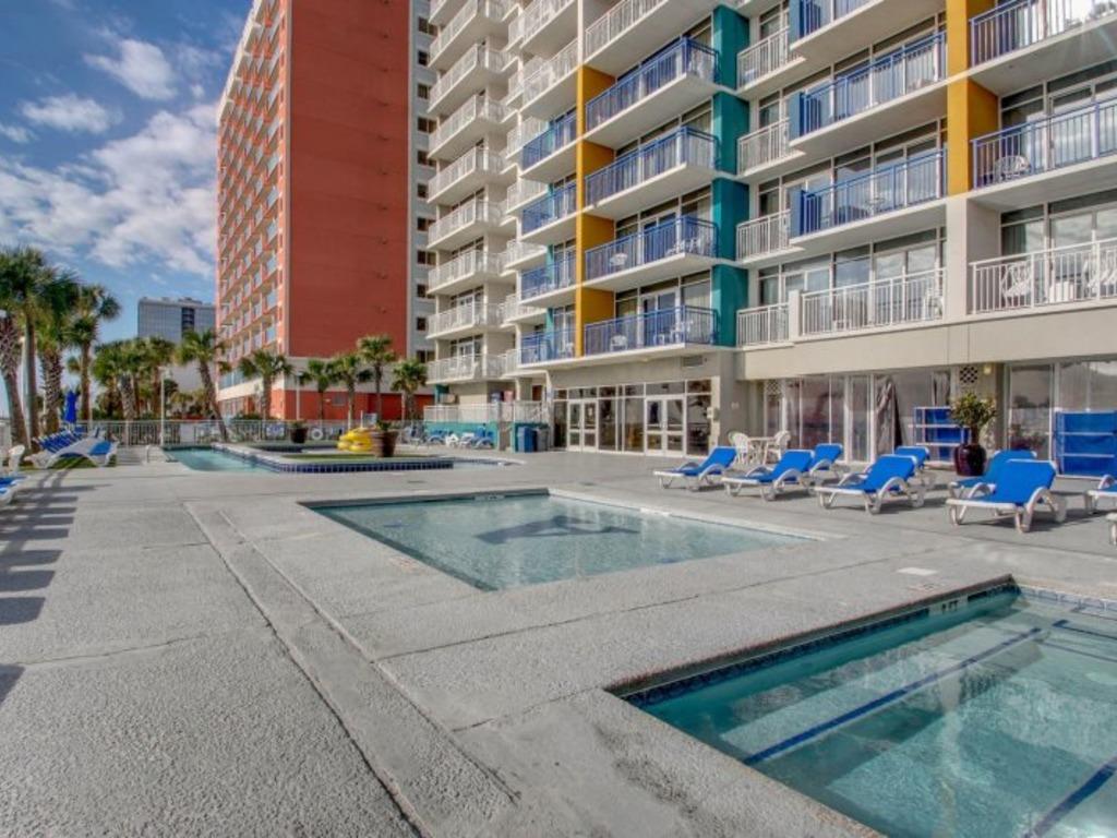 Atlantica Oceanfront Resort Myrtle Beach Sc The Best Beaches In