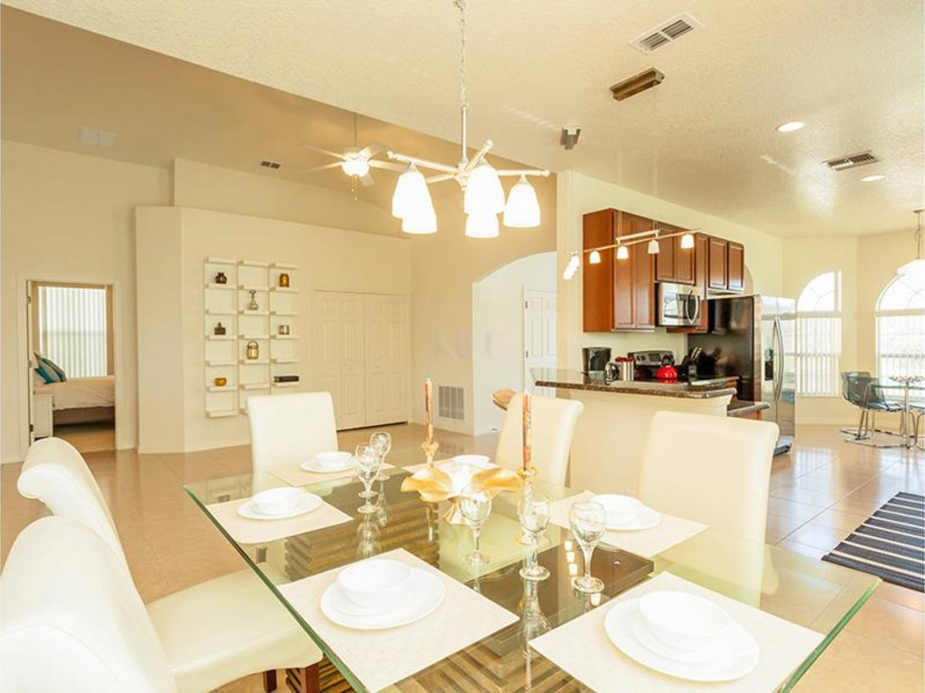 Beautiful 4BR Vacation Home near Disney Parks in Florida Vacation Rental in  Kissimmee - RedAwning