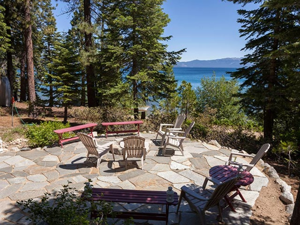 by cabin lakefront modern the rent park for of top in near woods glacier cabins national