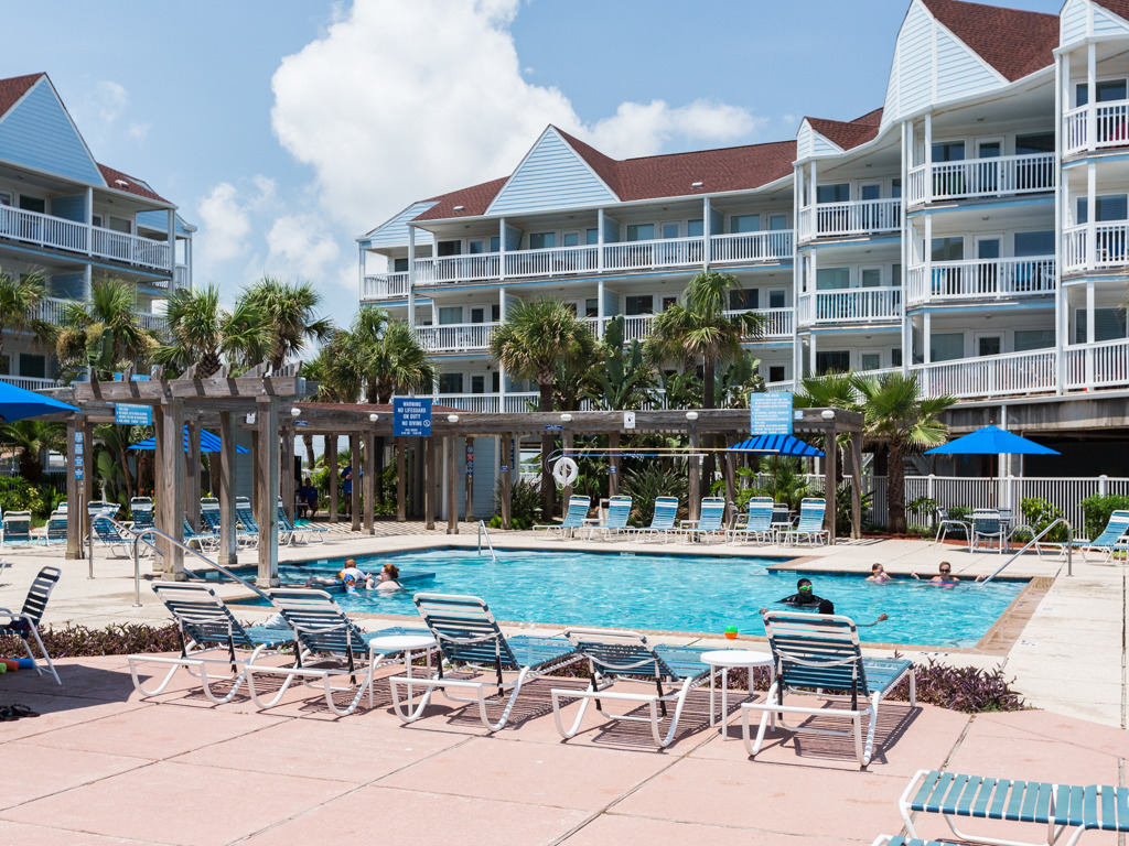 Beachfront Condo At Seascape Resort Vacation Rental In Galveston