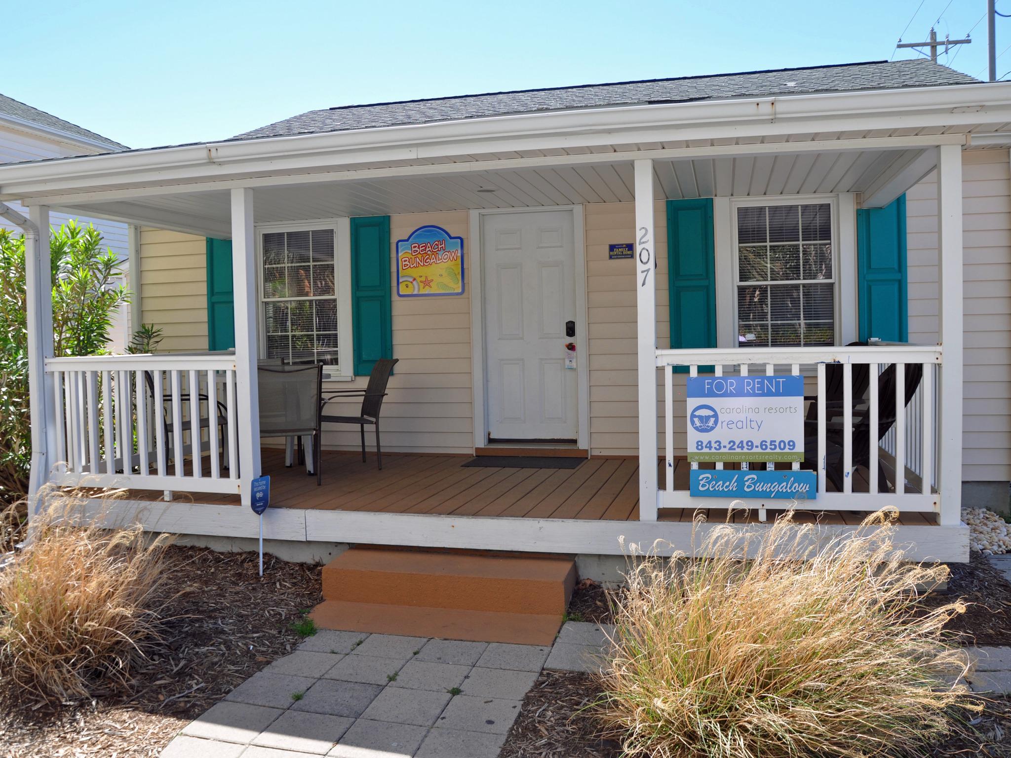 myrtle beach bungalow rentals