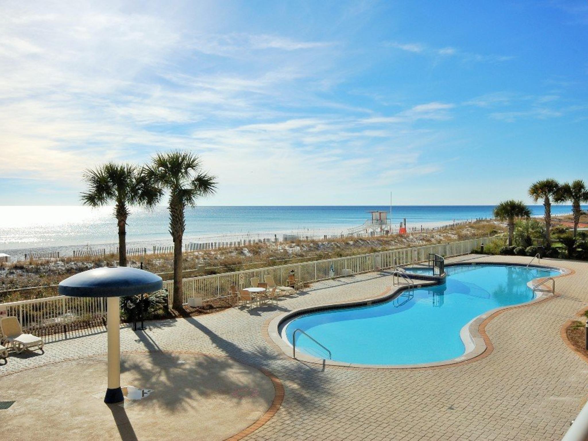209 Azure Free Beach Service Great View Luxury Resort Condo