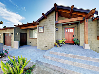 New Ventura Beach Craftsman Home
