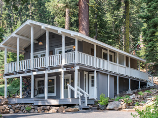 The Love Nest: Tahoe City Home
