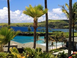 Kapalua Bay Villa 15G5 Ocean View