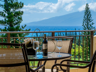 Kapalua Golf Villa 27V2 Gold Ocean View