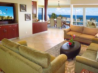 Kapalua Bay Villa 17B2 Gold Ocean View
