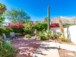 La Quinta Cove 3BR/2BA Above ground spa for 4 people