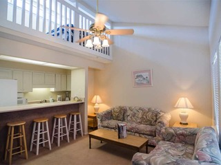 Sunswept- One Bedroom Condo Gulfside with Loft