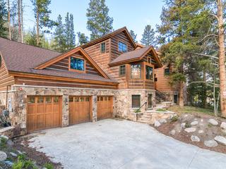 Mountainside Keystone Home