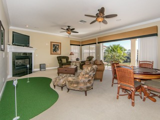 OR205S-4/3.5 w/Pool/Spa, Game Room, Golf View Near Disney