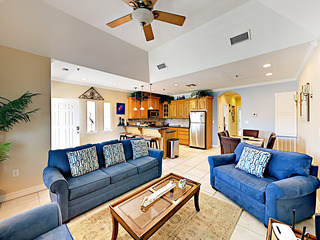 South Padre Condo by the Beach