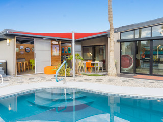 3BR/2.5BA Modernist Pool and Jacuzzi in Palm Springs
