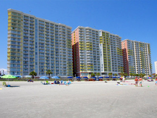 Bay Watch I 408 vacation condo