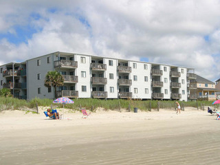 Beachmaster 201 vacation condo