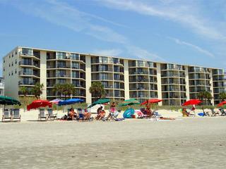 Crescent Sands A1 vacation condo
