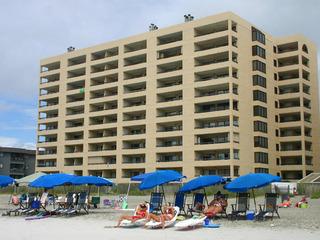 Sea Pointe 707 vacation condo