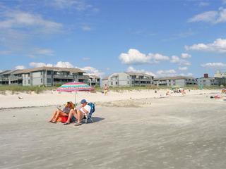 Sea Cloisters II D301 vacation condo