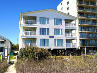 Seaside Villas #5 vacation condo