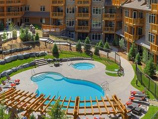 Stoneridge Mountain Resort- Luxury One Bedroom Condo